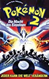 echange, troc Pokémon the Movie 2000: The Power of One [VHS] [Import allemand]