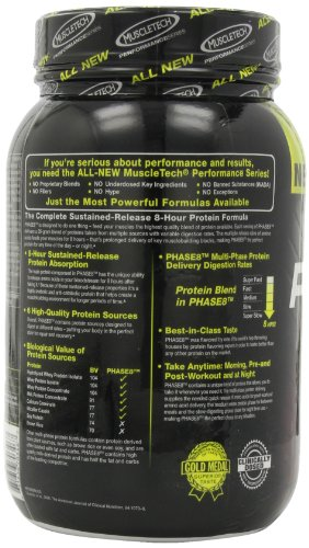 Phase  Muscle Building Protein Powder Blend