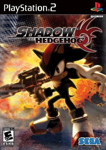 Shadow The Hedgehog - PlayStation 2 (Arch Rivals Sega compare prices)