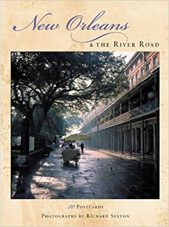 New Orleans & the River Road: 30 Postcards