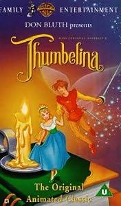Thumbelina [VHS] [1994]: Jodi Benson, Gary Imhoff, Gino ...