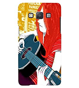TOUCHNER (TN) Colorfull Music Back Case Cover for Samsung Galaxy A3::Samsung Galaxy A3 A300F