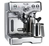 Breville 800ESXL Commercial 15-Bar Triple-Priming Die-Cast Espresso Machine Discount