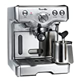 Breville 800ESXL 15-Bar Triple-Priming Die-Cast Espresso Machine ~ Breville