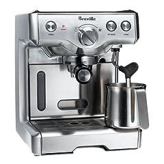 Breville 800ESXL 15-Bar Triple-Priming Die-Cast Espresso Machine by Breville