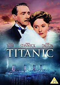 amazoncom titanic dvd 1953 movies amp tv