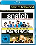 Best of Hollywood - 2 Movie Collector's Pack 27 (Snatch - Schweine und Diamanten / Layer Cake) [Blu-ray]