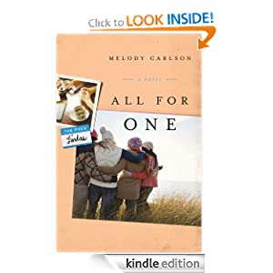 All for One: A Novel (The Four Lindas)