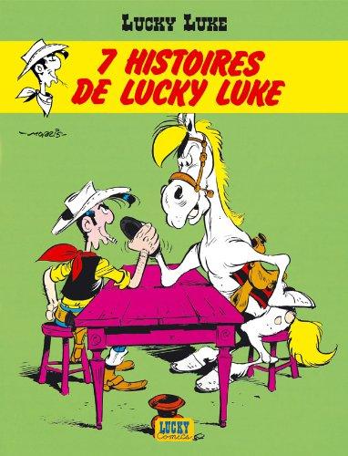 Lucky Luke, tome 15 : 7 histoires de Lucky Luke