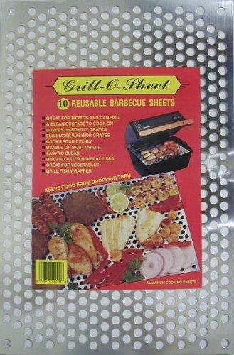 Grill-O-Sheet BBQ Grill Topper