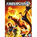 Fantastic Four (Single Disc Edition) [DVD]