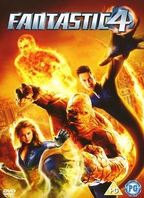 Fantastic Four (Single Disc Edition) [DVD]