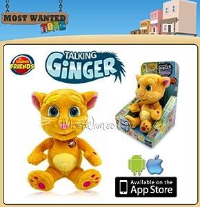 Talking Ginger - Talk Back