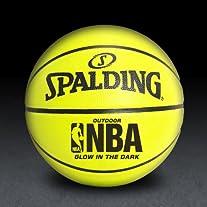 Glow in the Dark Basketball, Size 6 (28.5
