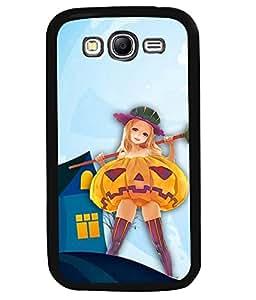 PrintVisa Metal Printed Girly Designer Back Case Cover for Samsung Galaxy Grand Neo-D4950