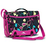 High Sierra Tank Messenger Bag, Sunglasses Fuchsia/Pink, 18x13.5x7-Inch