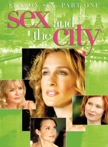 Sex & The City: The Sixth Season - Part 1 [DVD] [Import]