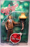 NECA A Christmas Story The Old Man 7 inch figure