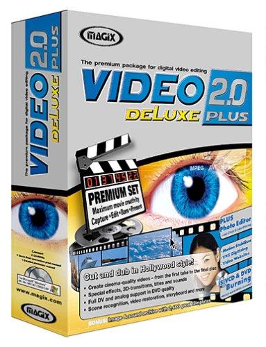 Video Deluxe 2.0 Plus DVD