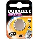 Duracell CR 2032 Lithium Batterie, CR2032, 3 Volt