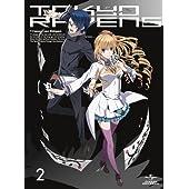 東京レイヴンズ 第2巻 (初回限定版)(イベント応募台紙付き) [Blu-ray]