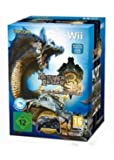 Nintendo Monster Hunter Tri inkl. Classic Controller Pro (Wii) - Juego (DEU)