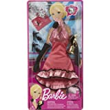 Barbie Fashion Outfit For Barbie & Friends - Pink And Black Dress / Jacket Outfit