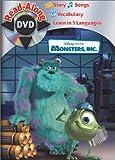 Monsters, Inc. Disney Read-Along