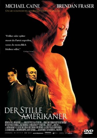 Der stille Amerikaner [DVD & Soundtrack-CD]