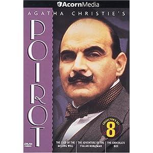 Agatha Christie's Poirot, Vol. 8 movie