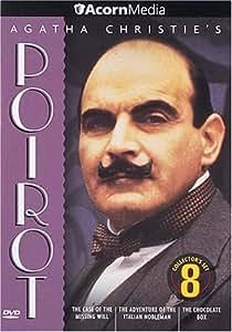 Agatha Christie's Poirot: Collector's Set Volume 8