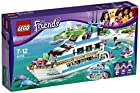 LEGO® Friends Dolphin Cruiser Yacht with Minifigures Mia