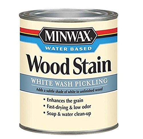 Minwax 61860 1 Quart White Wash Pickling Stain by Minwax (Minwax White Wash Pickling Stain compare prices)