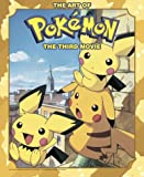 img - for The Art of Pokemon: The Third Movie book / textbook / text book