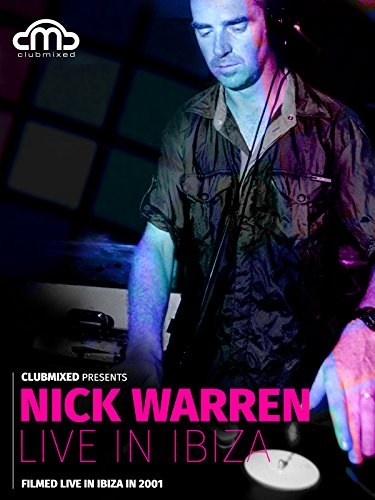 DJ Nick Warren in Ibiza