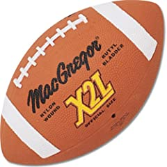 Buy Macgregor X2y Football - Rubber by MacGregor