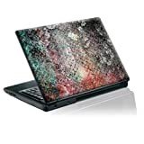 15'4 inch Taylorhe laptop skin protective decal Rusted checker plate
