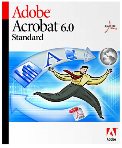 Adobe Acrobat 6.0 Standard Edition [OLD VERSION]