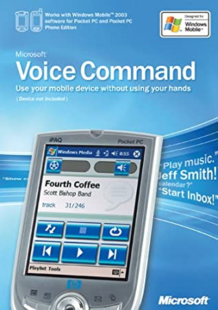 Microsoft Voice Command for Pocket PC & Pocket PC Phone Edition [Old Version]