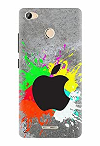 Noise Designer Printed Case / Cover for Micromax Canvas Unite 4 Pro Q465 / Graffiti & Illustrations / Paint Color In Apple