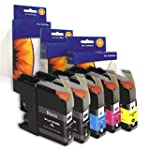 Pack of 5 sCompatible Ink Cartridge R...