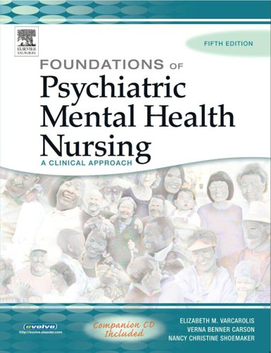 Foundations of Psychiatric Mental Health Nursing: A...