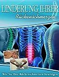Linderung bei Rückenschmerzen BESTES ANGEBOT