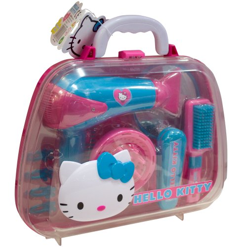 Hello Kitty - Estuche de peluquería (HTI VHTI_1680413)