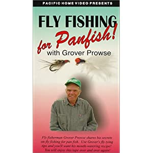 Fly Fishing for Panfish! movie