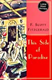 Side Of Paradise, This (0060933283) by F Scott Fitzgerald