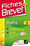 Fiches Brevet Maths 3e: Fiches de cou...