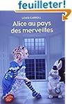 Alice au pays des merveilles - Texte...