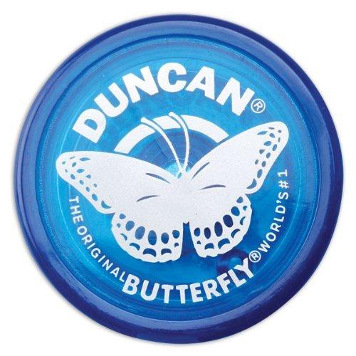 Duncan Butterfly Blue Yo Yo - 1