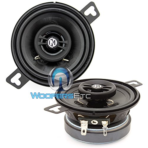 "15-Prx32 - Memphis 3.5"" 15W Rms 2-Way Coaxial Speakers"